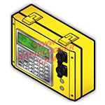 Rapidlogger Radioactive Density Meter