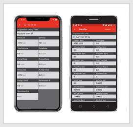Apple and Android Mobile Apps for Oilfield Users