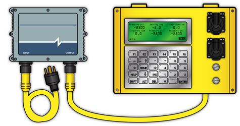 Rapidlogger Oilfield Monitoring Hardware