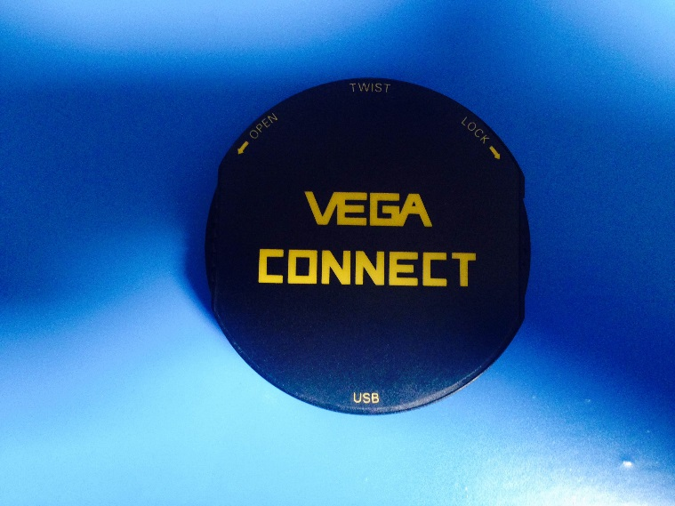 Vega Connect Oilfield Interface